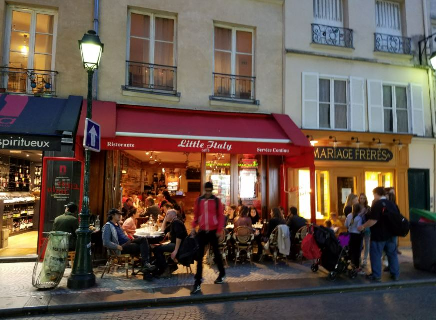 best Italian restaurant in Paris