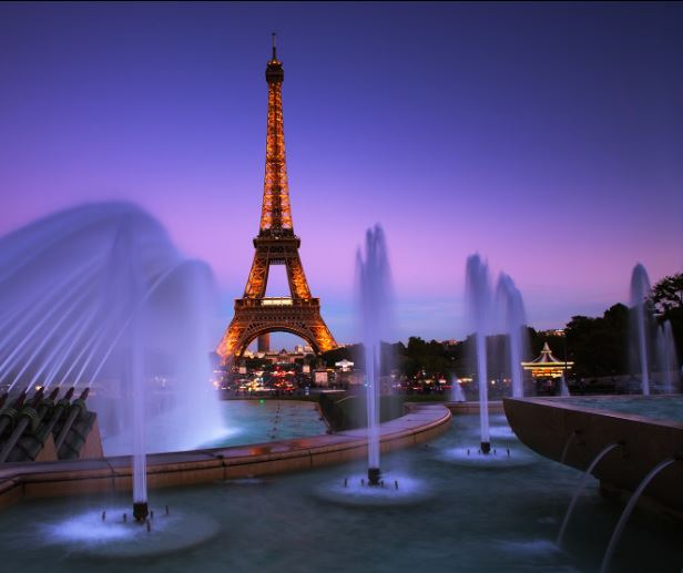 Night Photography at Paris