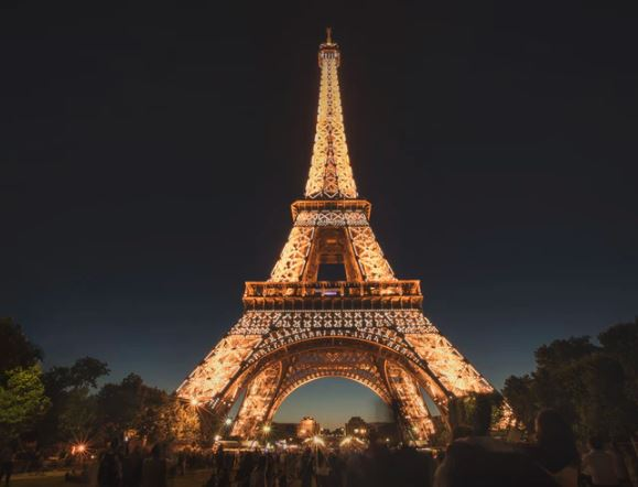 Tips for planning a first trip to Paris, Visiting Paris for the first time