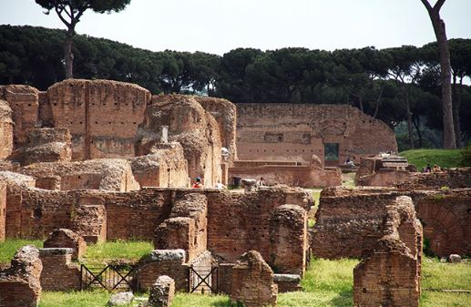 Palatine Hill history facts, interesting facts about the Palatine Hill, facts about the Palatine Hill