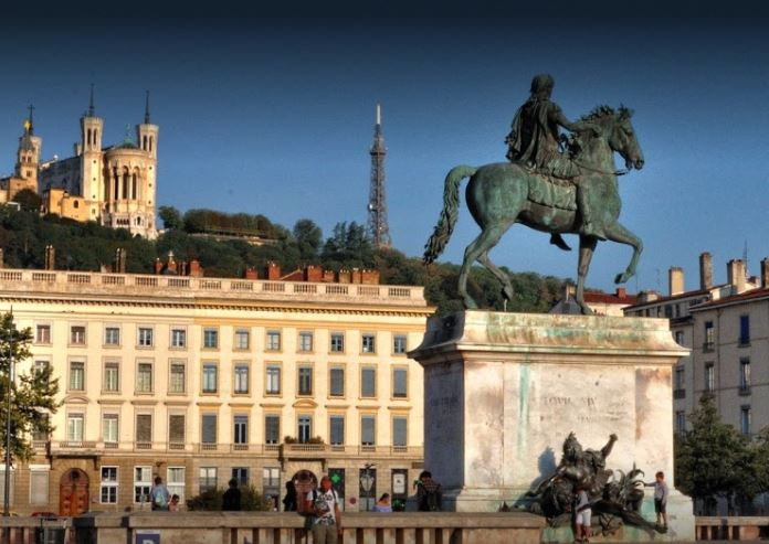 famous historical monuments of Lyon, historical monuments of Lyon, monuments of Lyon