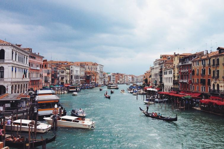 Grand Canal Venice, grand canal Venice tour, the grand canal Venice