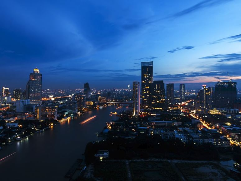 most beautiful cities in Thailand, famous cities in Thailand, important cities in Thailand