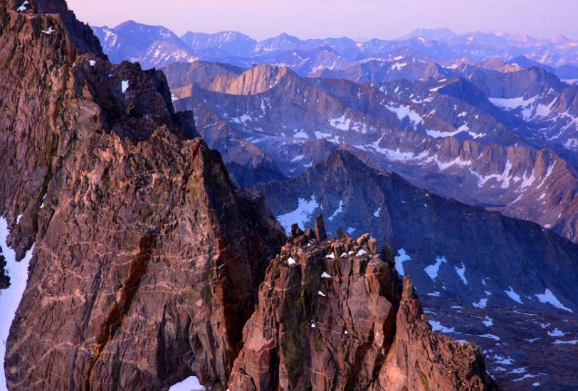 famous mountains in California, best Mountains in California
