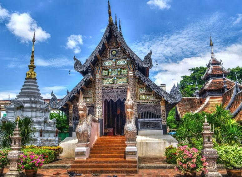 famous cities in Thailand, important cities in Thailand