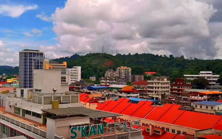 top 10 cities in Malaysia, list of cities in Malaysia