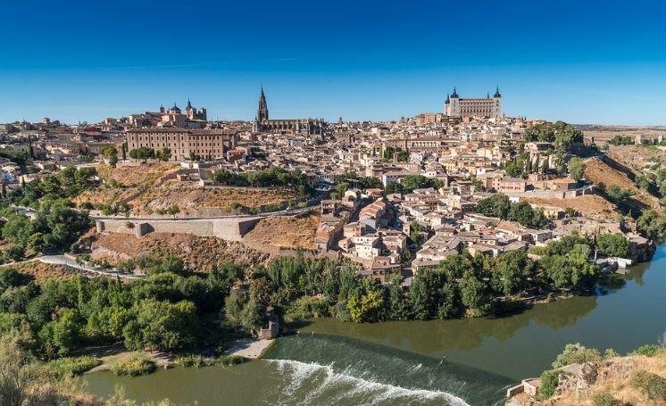 Spain best cities, beautiful cities in Spain
