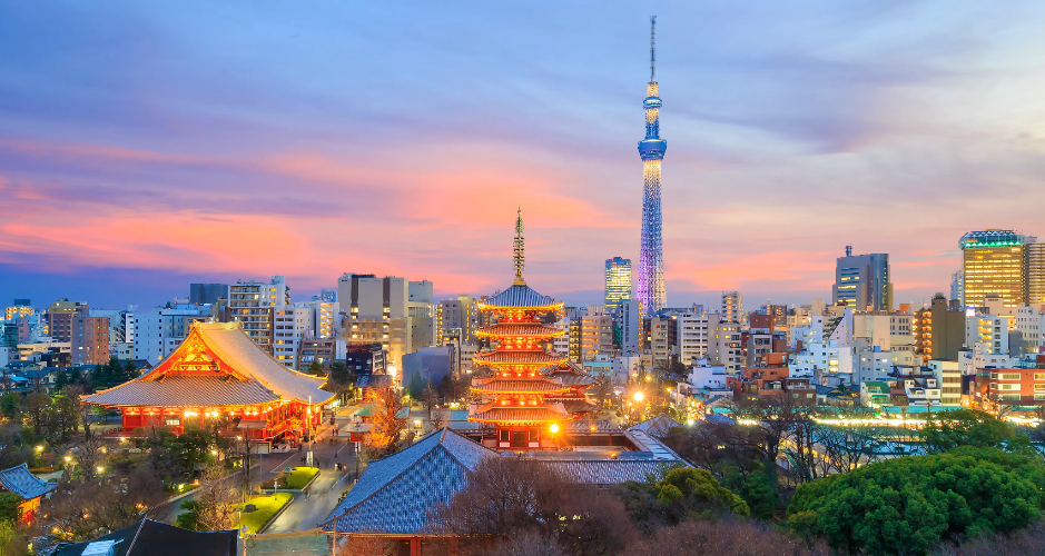 top cities to visit in Japan, top 10 cities to visit in Japan, most beautiful cities in Japan