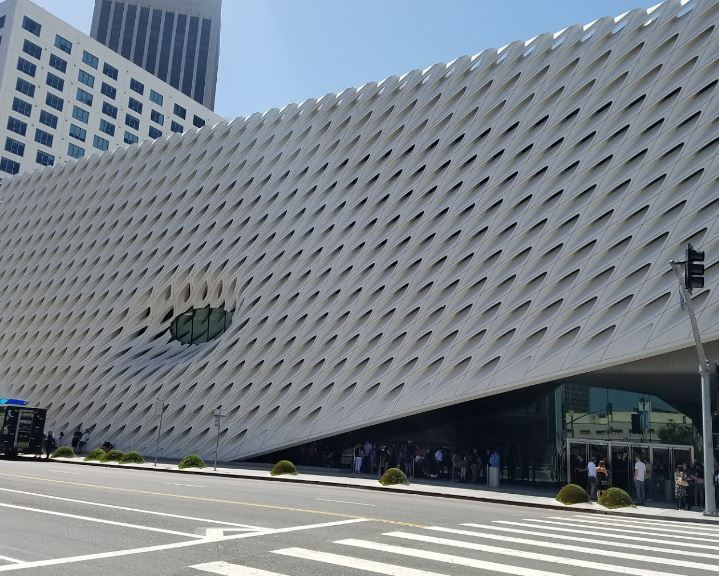 famous attractions in Los Angeles