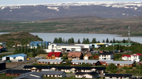major cities in Iceland, popular cities in Iceland,  Iceland city list