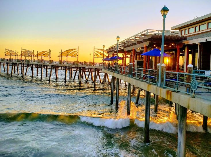 best beaches in Los Angeles area