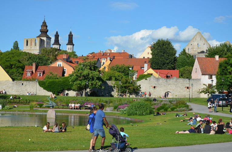 popular cities in Sweden,  Sweden city list, best cities in Sweden to visit