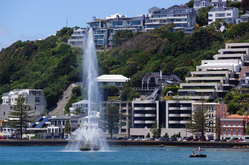 favorite city in New Zealand, beautiful cities in New Zealand