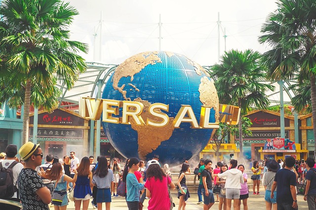 Hollywood attractions,universal studios top attractions.
