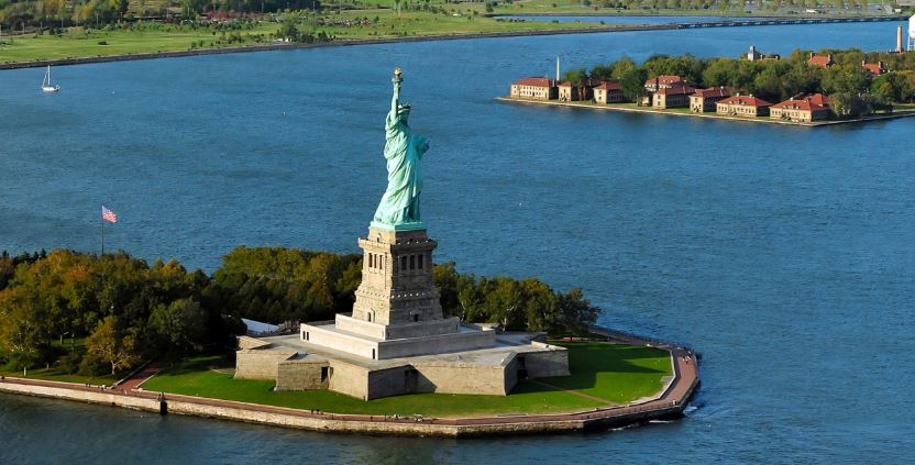 most beautiful places in New York, top places in New York