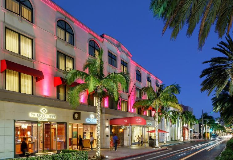 hotels in Beverly Hills LA, hotels in Beverly Hills CA