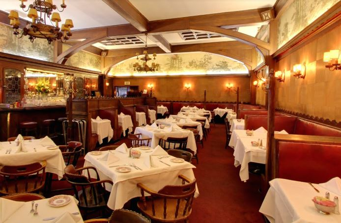 Try Musso & Frank Grill