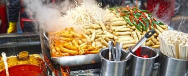 street food in Los Angeles, street food in LA