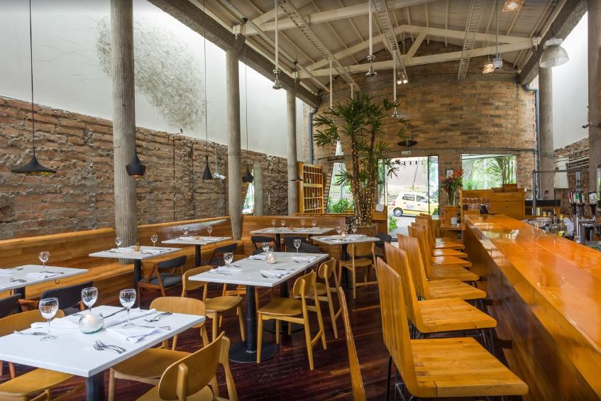top10 places to eat in Colombia, famous places to eat in Columbia