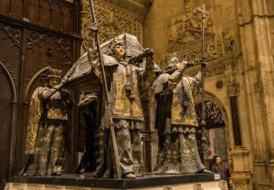 Visit the Tomb of Christopher Columbus, Things to do in Spain, Spain activities for Tourist