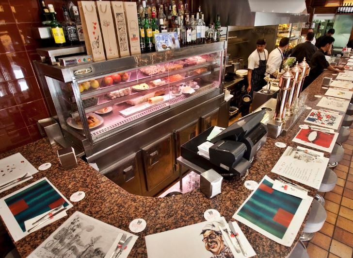 top 10 restaurants in Spain, top restaurants in Spain