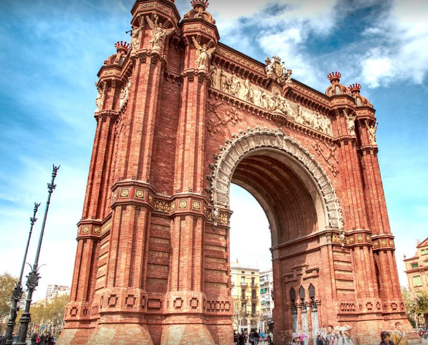 monuments in Spain