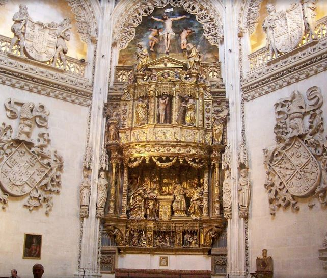 popular monuments in Spain, unique monuments in Spain