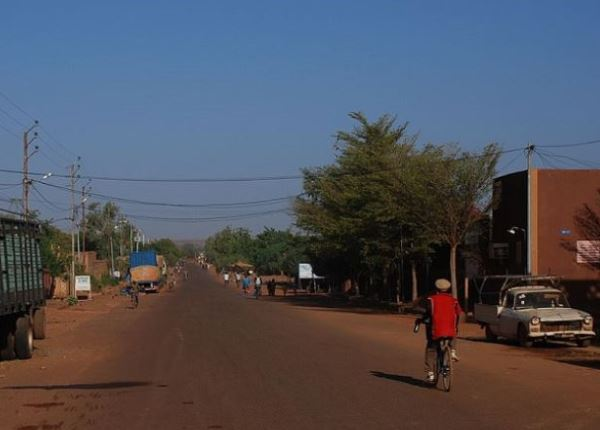 best cities in Burkina Faso, top cities in Burkina Faso, Burkina Faso major cities