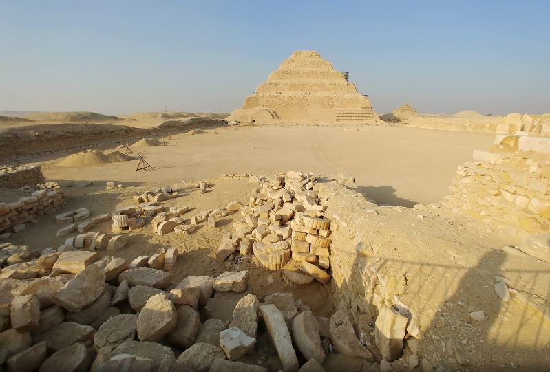 Historical monuments in Egypt, Egypt monuments