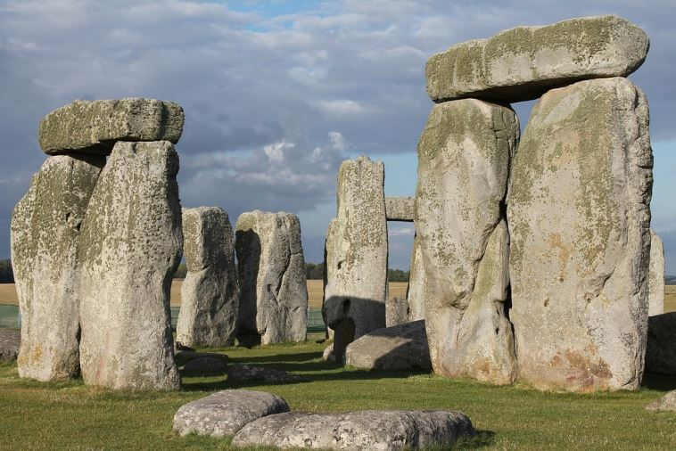 Historical monuments in UK, UK monuments