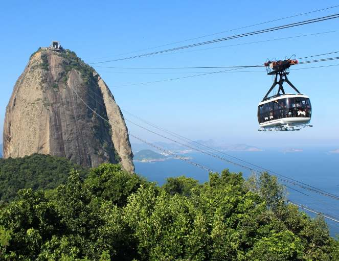 monuments in Brazil, monuments of Brazil, famous monuments in Brazil