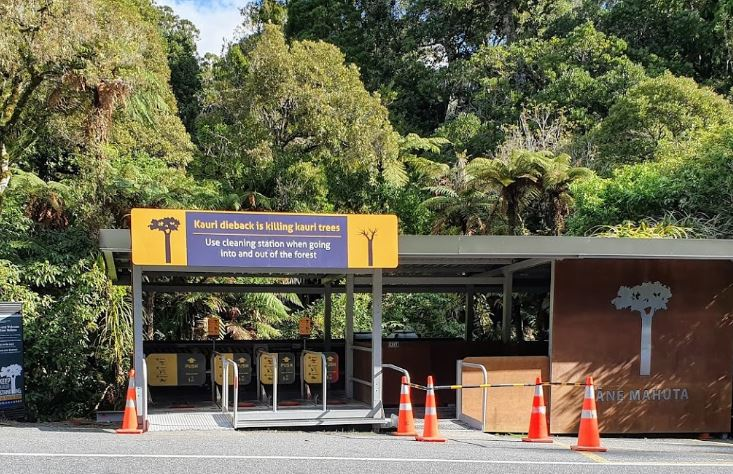 top monuments in New Zealand