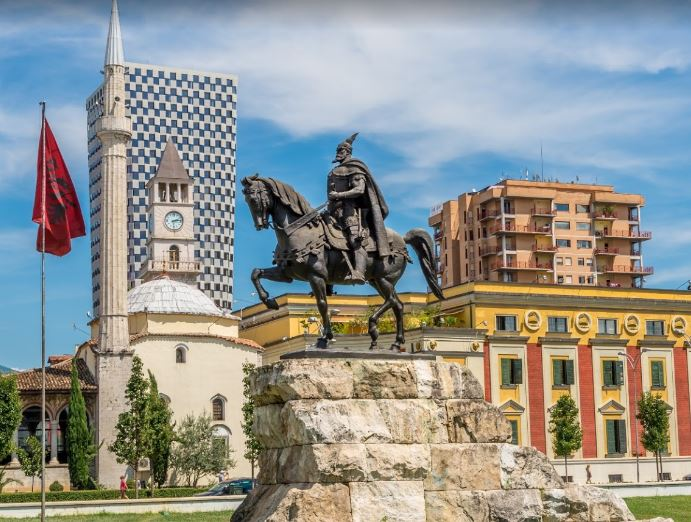 top cities in Albania, cities to visit in Albania