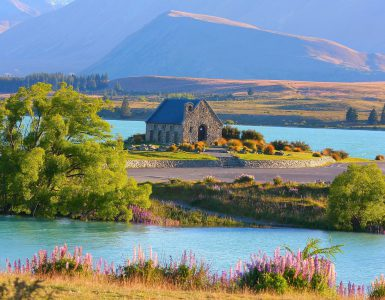 top 10 monuments in New Zealand, monuments to visit in New Zealand
