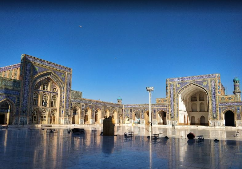 Historical monuments in Afghanistan, Afghanistan monuments