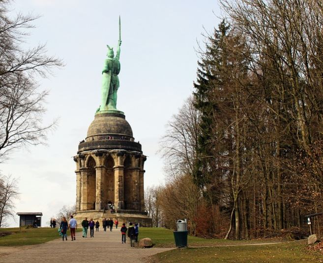 Historical monuments in Germany, Germany monuments