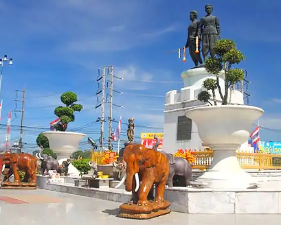 famous landmarks in Thailand, famous in Thailand, famous landforms in Thailand, Thailand landmark, historical places in Thailand country, major architectural landmarks Thailand.
