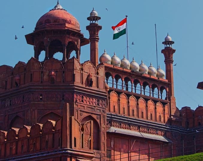 Historical monuments in India, India monuments