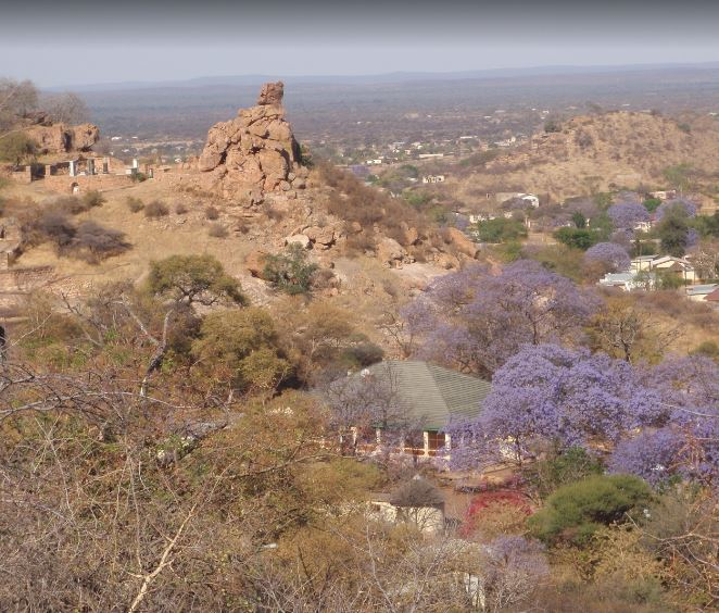 top cities in Botswana, famous cities in Botswana