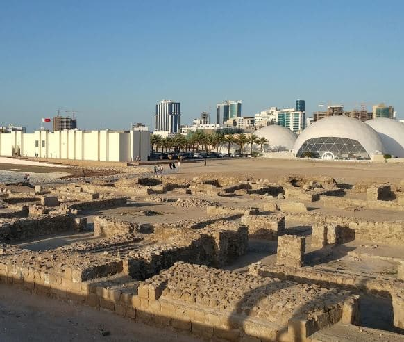 Historical monuments in Bahrain, Bahrain monuments