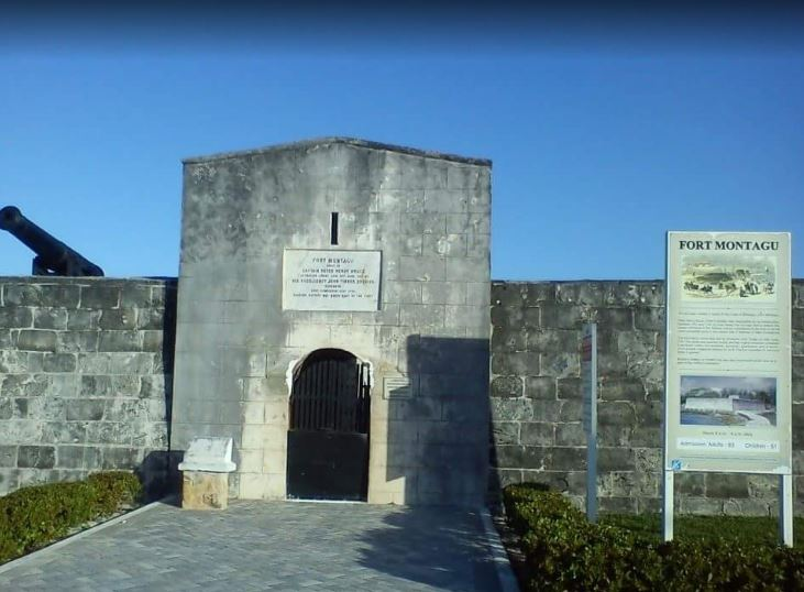Historical monuments in Bahamas, Bahamas monuments