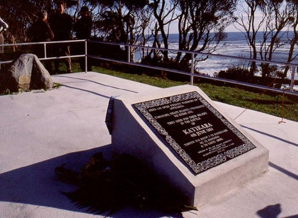 Monuments in New Zealand