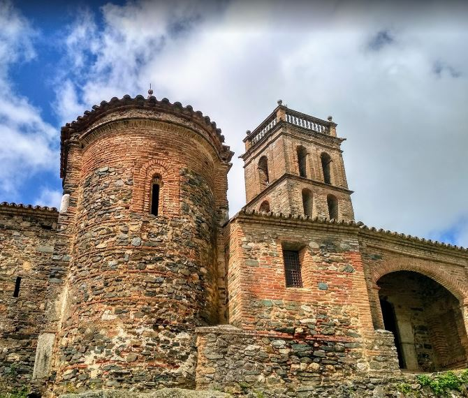 mosque in Spain, ancient mosque in Spain
