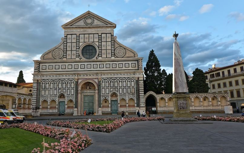 Famous Monuments in Florence, most recognizable art and monuments, Florence Monuments,
