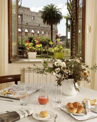 hotels near Galleria Borghese, Hotels close to Galleria Borghese Rome
