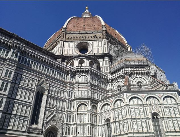 interesting facts about Florence, most interesting holy places, Oldest Church in Florence,