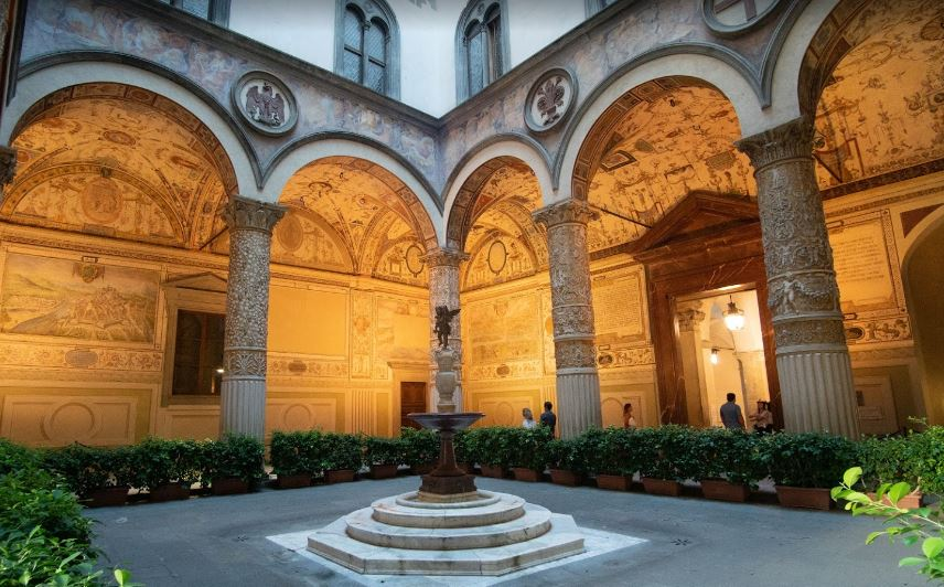 Famous Monuments in Florence, most recognizable art and monuments,