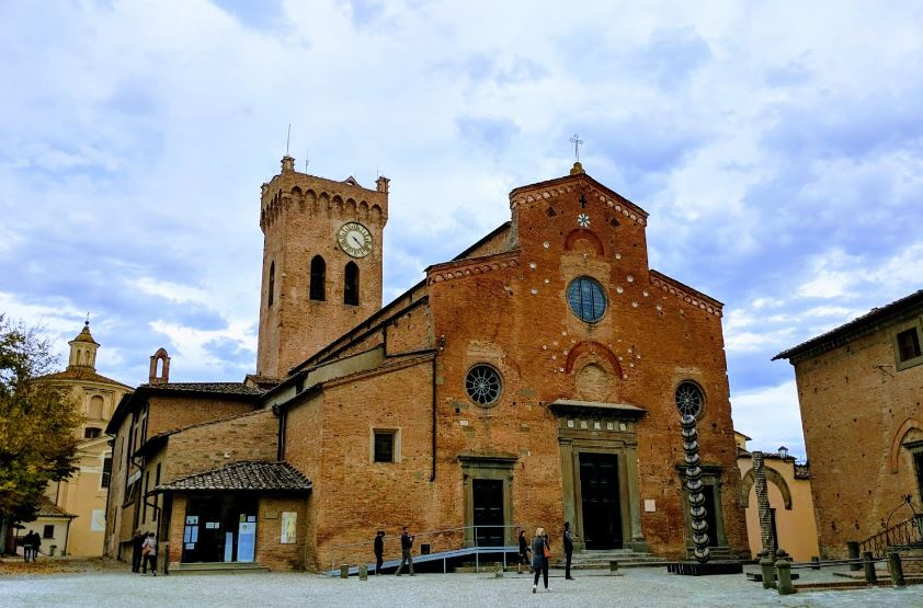 Worship Places to visit in Florence, Beautiful churches in Florence.