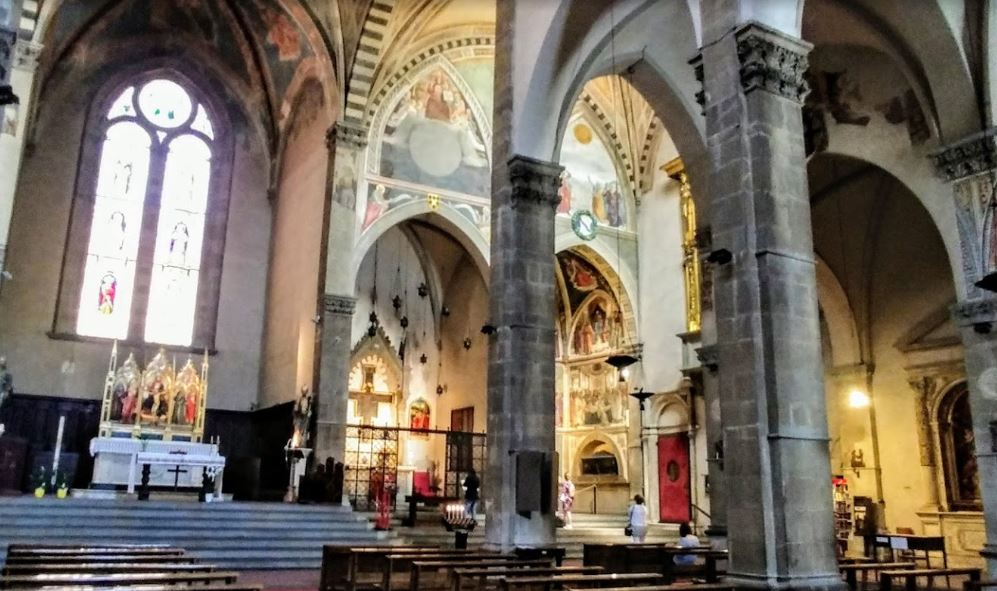 Best Churches in Florence, List of Oldest Churches, Famous Cathedral in Florence, Worship Places for people,