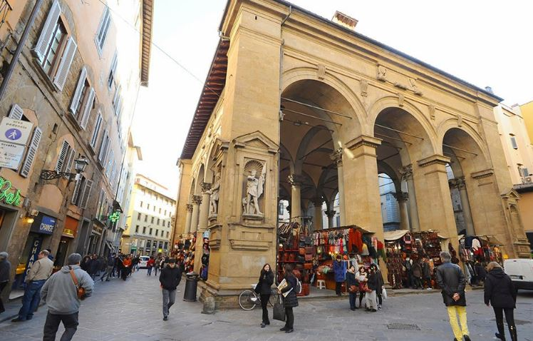 high visitor weather in Florence, season in Florence,